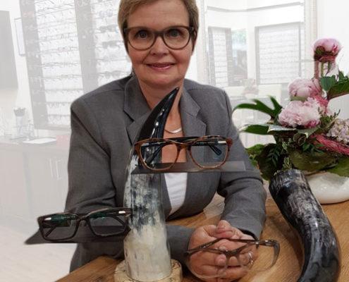 Naturhornbrillen - NEU bei Optiker Wittig in Berlin Charlottenburg