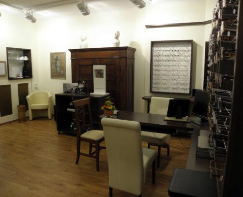 Optiker Wittig - Augenoptiker Fachgeschäft in Berlin Charlottenburg Kaiserdamm