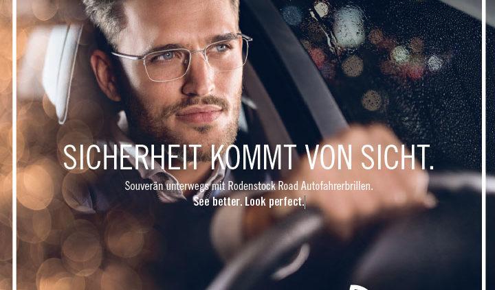 Rodenstock Autofahrerbrille