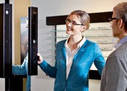 3D Brillenvermessung - Impressionist